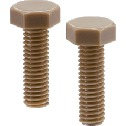 Plastic Screw - Hex Head Screws - PEEK