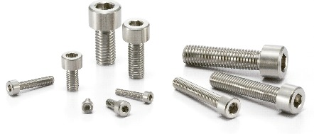 SNSTGHex Socket Head Cap Screws - High Intensity Titanium Alloy