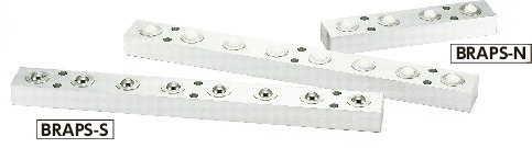 BRAPS-NBall Roller Units - Press Fit Type