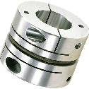 Flexible Couplings - Single-Disk Type - Clamping Type