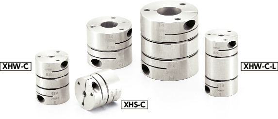 XHS-C_CFlexible Couplings - Single-Disk Type