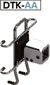 DTK-AATablet PC Mounting System - 360°rotation Type - Bolt Retention