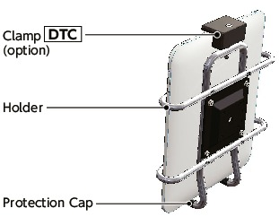 DTR-AATablet PC Mounting System - Fix Type