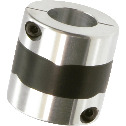 Flexible Couplings - High-gain Rubber Type (short) - Single Clamp Type