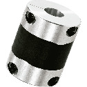 Flexible Couplings - High-gain Rubber Type - Standard Type