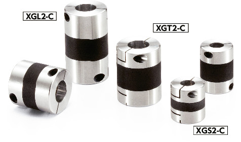 XGT2/XGL2/XGS2_CFlexible Couplings - High-gain Rubber Type