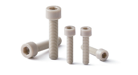SPE-C(INCH)Plastic Screws - Hex Socket Head Cap Screws - Inch Thread - PEEK