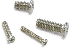 SNZS-SPan Head Machine Screws for Precision Instruments
