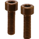 Plastic Screw - Socket Head Cap Screws - VESPEL(Grade:SCP-5000)