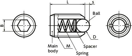 MPS Dimension Figure