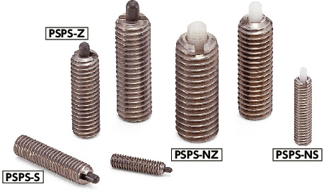PSPSShort Stroke Plungers (Made of Stainless Steel)