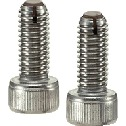 Clamping Cap Screws with Ventilation Hole