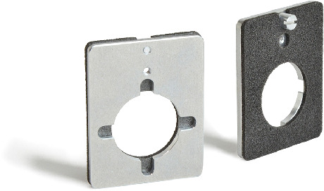 EOAP-200Adapter Plates for Wireless Positioning Units