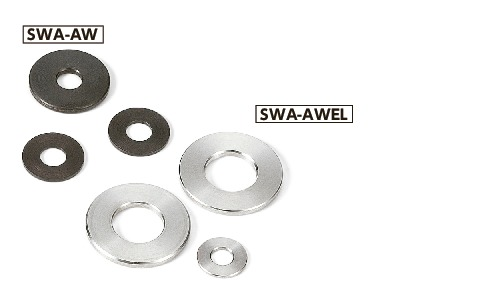 SWA-AWAdjust Metal Washer - Steel - Ferrosoferric Oxide Film