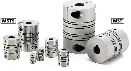 MST-CFlexible Couplings - Slit Type - Clamping Type