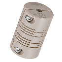 Coupling for Vacuum Variable Capacitor - Slit Type (PEEK) - Clamping Type