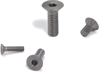 SNFCMHexagon Socket Countersunk Head Screw - Molybdenum