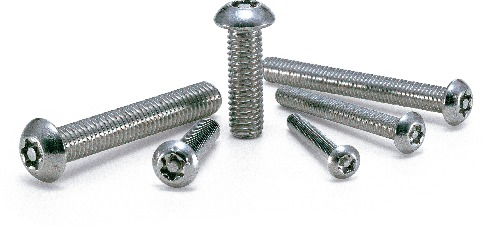 SRBSHexalobular Button Head Cap Screws with Pin