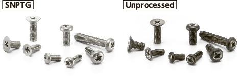 SNPTGCross Recessed Pan Head Machine Screws - High Intensity Titanium Alloy