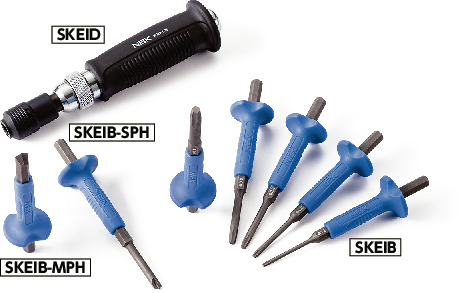 SKEIDImpact Screwdrivers