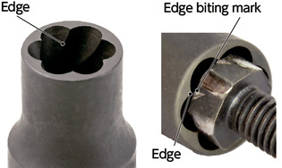 SKEK-6.35Stripped Hexagon Screw Removal Sockets