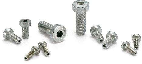 SVLSSocket Head Cap Screws with Ventilation Hole with Low Profile