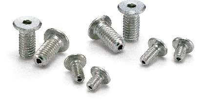 SVSHSSocket Head Cap Screws with Ventilation Hole with Special Low Profile
