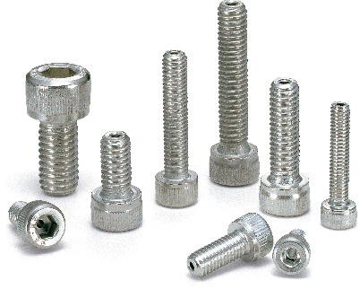 SVSS-PCHex Socket Head Cap Screws with Ventilation Hole