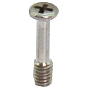 Pan head captive machine screws for precision instruments (miniature screws)