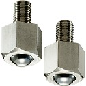 Downward Ball Rollers - Hex Head Screw Type