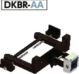 DKBR-AAKeyboard Mounting System - Single Axis Type