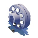 FCL One-side Flanged Hub