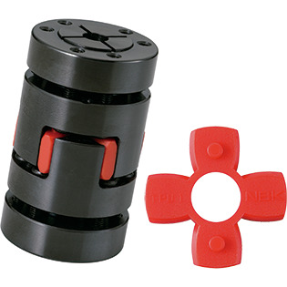 Flexible Coupling - Jaw - type (Bushing)