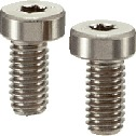 Clamping Screws with Eccentric Head