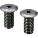 Hexalobular Socket Head Cap Screws with Extreme Low Profile