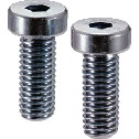 Socket Head Cap Screws with Low Profile