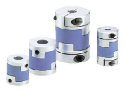 MOL-CFlexible Couplings - Oldham Type - Set Screw Type / Clamping Type