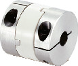 MOL/MOL-C/MOS/MOS-C_CFlexible Couplings - Oldham Type