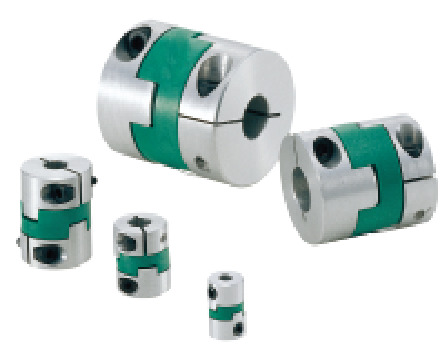 MOS-CFlexible Couplings - Oldham Type - Set Screw Type / Clamping Type
