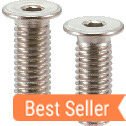Socket Head Cap Screw with Special Low Profile - Stainless Steel