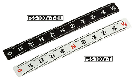 FSS-VScale Stickers (Vertical Type)