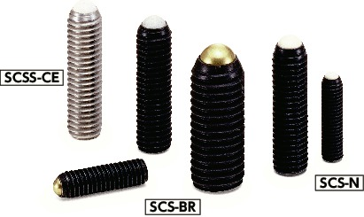 SCSS-CEClamping Screw - Special Material Full Ball