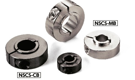 NSCS-CBSet Collar - For Securing Bearing - Clamping Type
