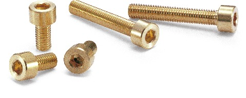 SNSPHex Socket Head Cap Screws - Phosphor Bronze