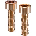 Hex Socket Head Cap Screws - Phosphor Bronze