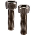 Hex Socket Head Cap Screws with Ventilation Hole - Titanium