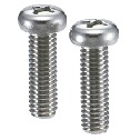 Phillips Cross Recessed Pan Head Machine Screw (with Ventilation Hole)