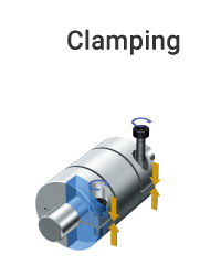 clamping