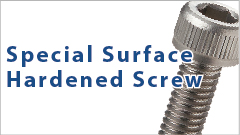 Special-Surface-Hardened-Screw