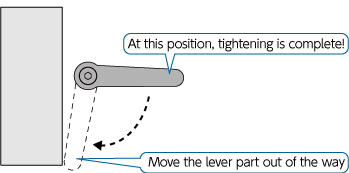 Description of Clamp Levers for Engineers | NBK | The Motion